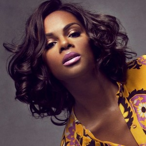 Tika Sumpter x Rolling Out Mag